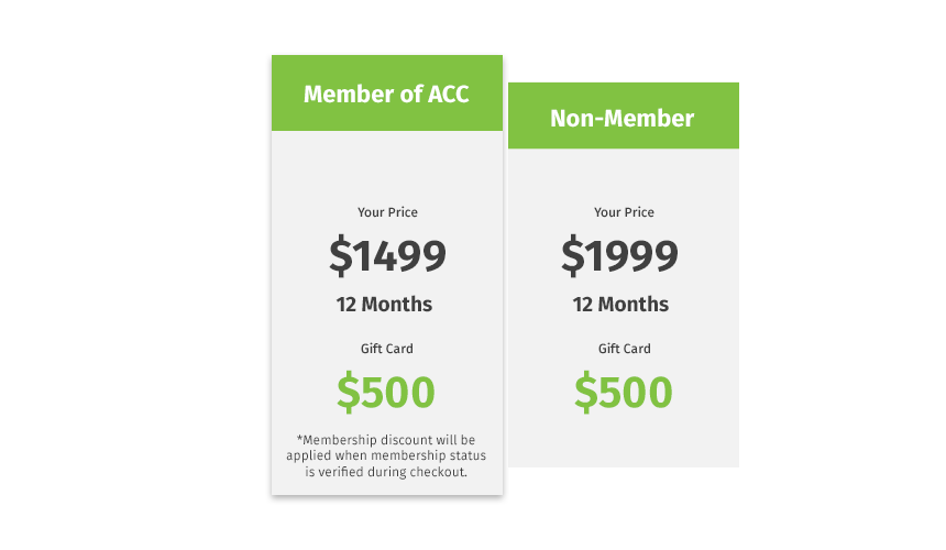 ACCEL PLAT PRODUCT CARD UI